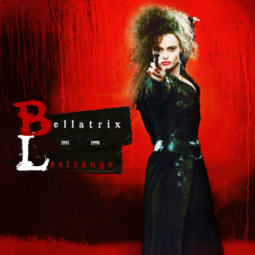 Bellatrix fan Art