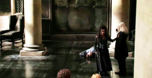 Bellatrix - behind the scenes