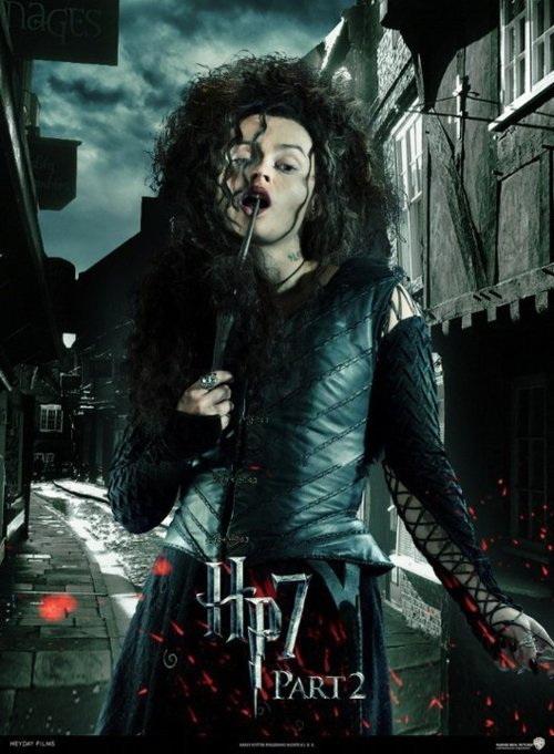 Bellatrix  ♥ - bellatrix-lestrange photo