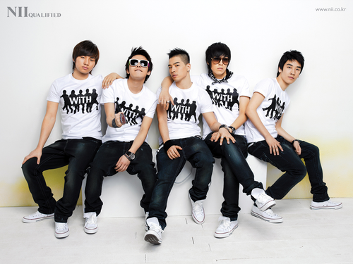 Big Bang 2011 Wallpapers!