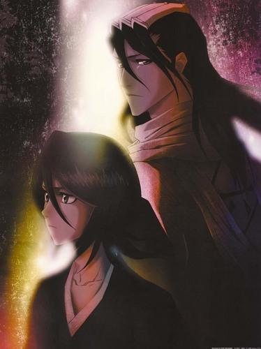 Bleach Calendar 2009 A {Rukia & Byakuya}