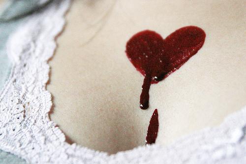 Bleeding Любовь