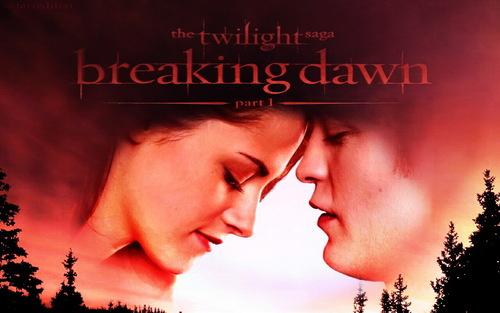 Breaking Dawn Hintergrund