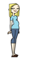 Bridgette Ten Years Later - total-drama-island fan art