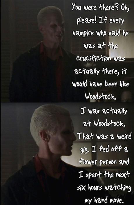 Buffy The Vampire Slayer!!
