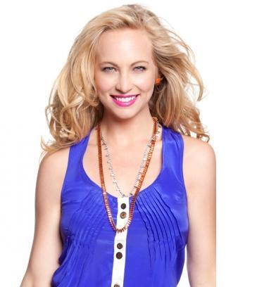 Candice's 'Lyme Light' Photoshoot for ' Style File Daily' (May 2011)