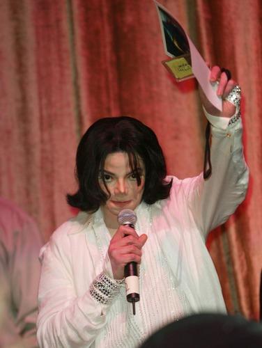 Celebration of 愛 (Michael's 45th Birthday Party 2003)