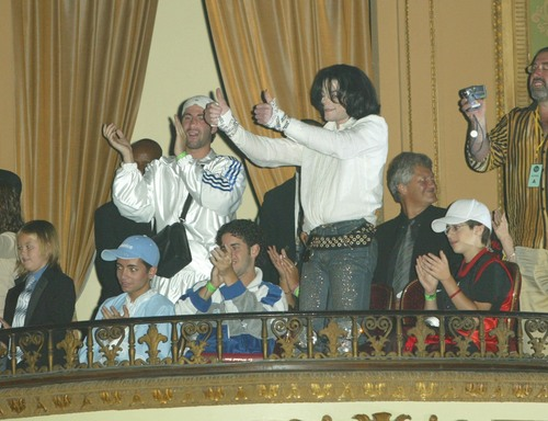 Celebration of 爱情 (Michael's 45th Birthday Party 2003)