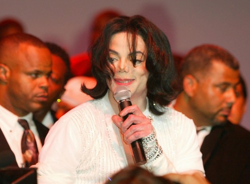 Celebration of Любовь (Michael's 45th Birthday Party 2003)