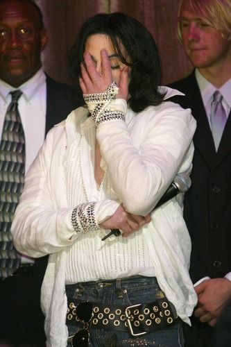 Celebration of Love (Michael's 45th Birthday Party 2003)