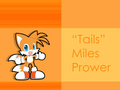 Chibi Tails Wallpaper - miles-tails-prower wallpaper