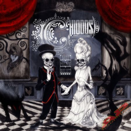 Chiodos Bone Palace Ballet Album Cover