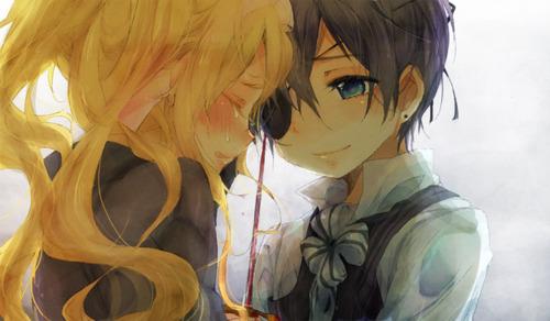 Ciel + Lizzie