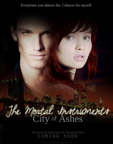 City of Ashes poster