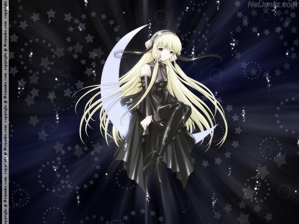 Classic Anime Background 2