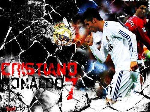Cristiano Ronaldo 壁纸