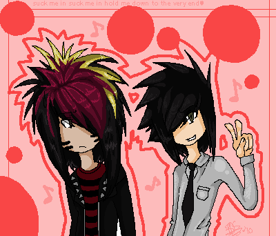 Dahvie and Destery