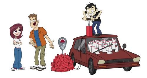 Dan vs. Parking Meters