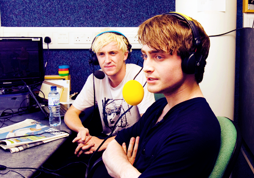 Daniel and Tom