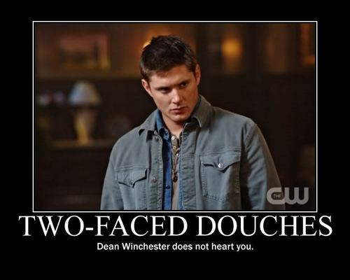 Dean Winchester Demotivational