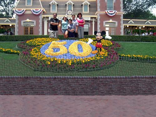 Disneyland Обои