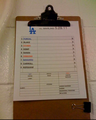 Dodgers Lineup 5/29/11 - los-angeles-dodgers photo