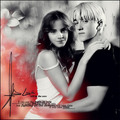Draco and Hermione - draco-malfoy-and-hermione-granger photo