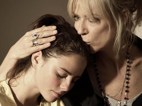 Effy & her mother