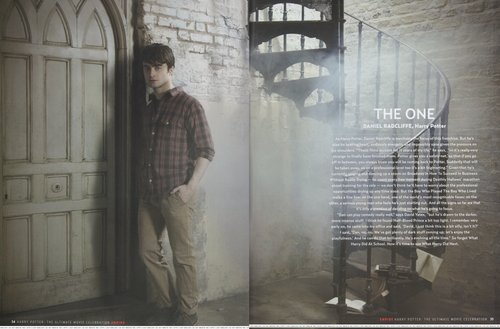 Empire Magazine HP7 - harry-potter Photo