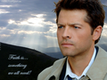 castiel - Faith wallpaper