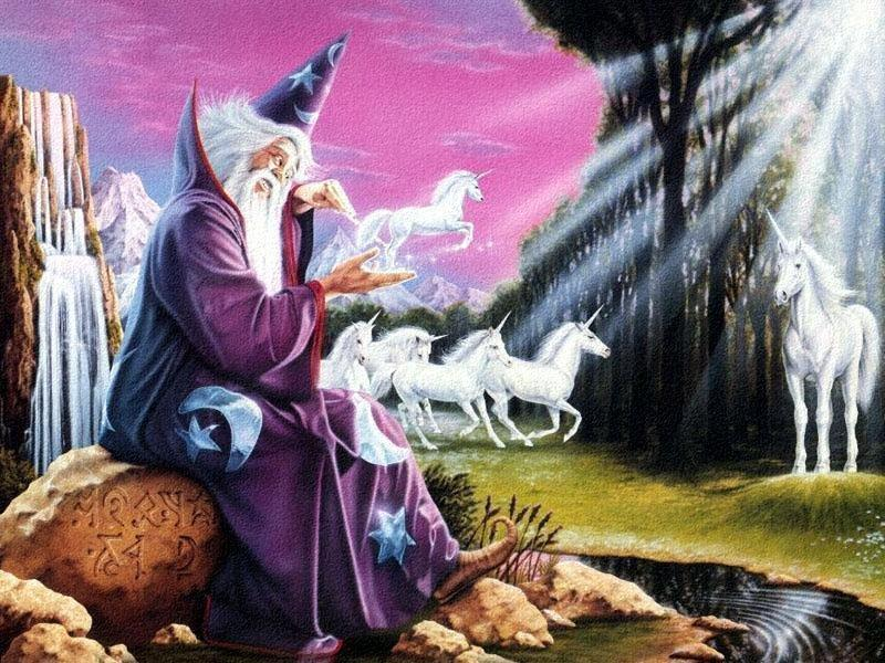 Fantasy Images Wizard HD Wallpaper And Background Photos