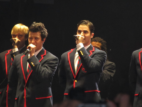 Glee LIVE (Staples Center May, 28th 2011)