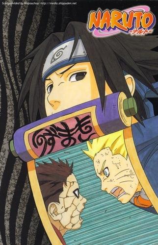 Gaara vs. Naruto