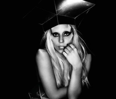 Gaga Born This Way photosession