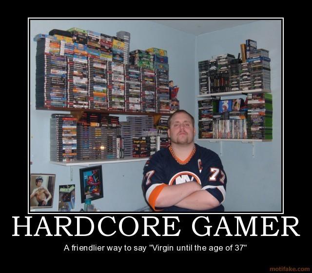 Gaming Demotivational