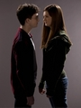 Ginny Weasley and Harry Potter promo