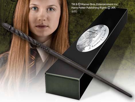 Ginny Weasley wand