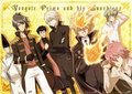 Giotto and his guardians - katekyo-hitman-reborn photo
