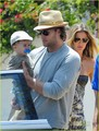 Gisele Bundchen & Tom Brady: Brunch with Benjamin!