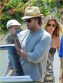 Gisele Bundchen & Tom Brady: Brunch with Benjamin!