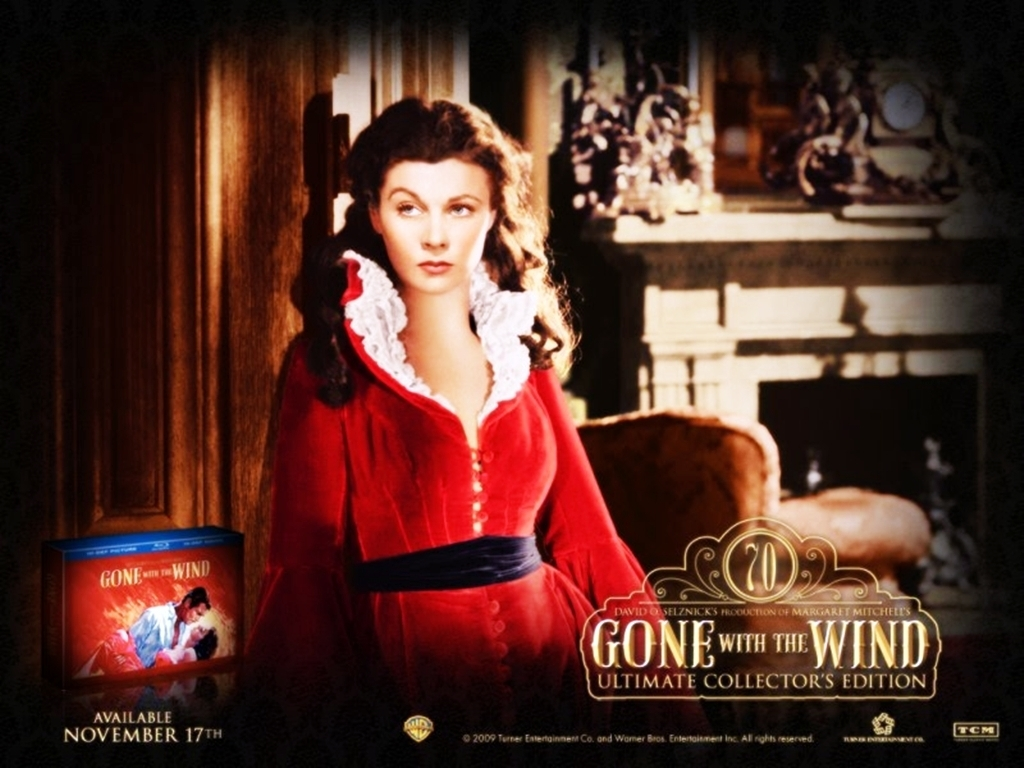 Vivien Leigh Gone With the WindVivien Leigh Gone With The Wind
