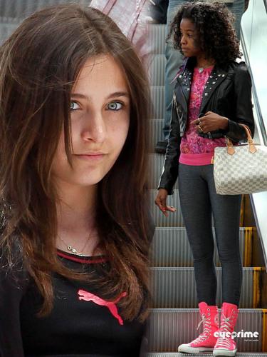 HQ-Paris at the Mall in Calabasas 5/30/2011
