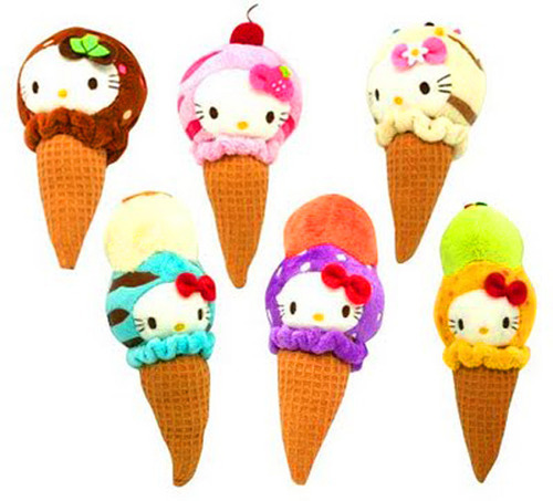 I never knew Ice Cream could be so cute.