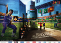 ICC World Cup: Murali - sri-lanka-cricket fan art