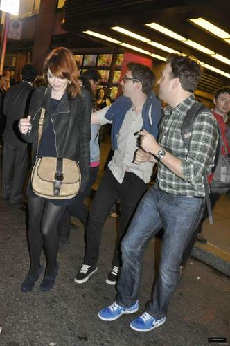 In New York (May 27, 2011)