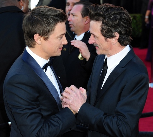 Jeremy and John Hawkes