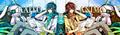 KAITO and ANIMA - kaito fan art