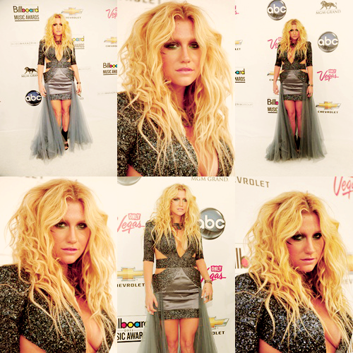 ke$ha Edit.