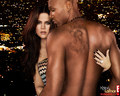 Khloé & Lamar - keeping-up-with-the-kardashians wallpaper