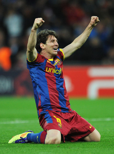 L. Messi (Champions League Final)